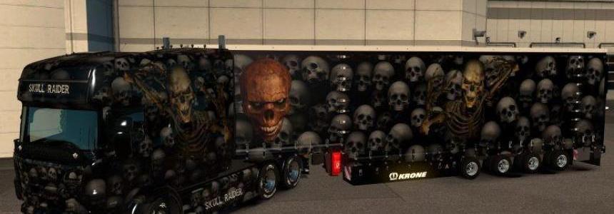 Skull Raider Pack v2.0 / 1.27.x