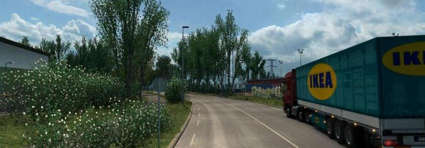 Spring Weather Mod v2.5