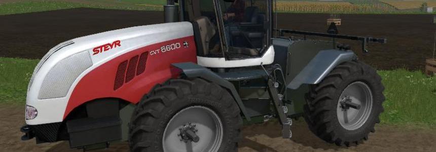 Steyr 6600 cvt v1.0