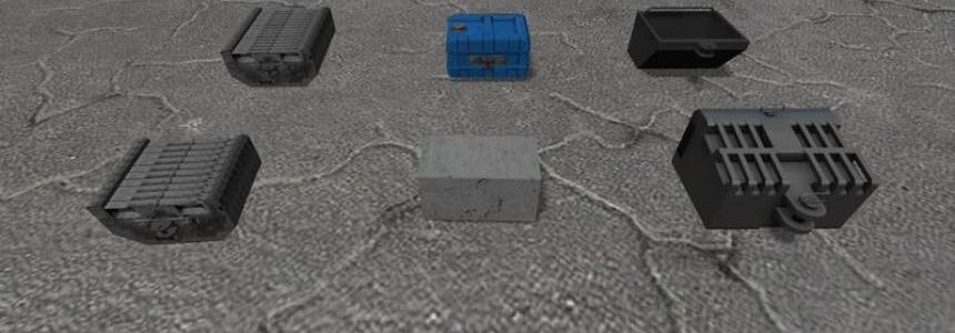 STEYR front Equipment Pack v2