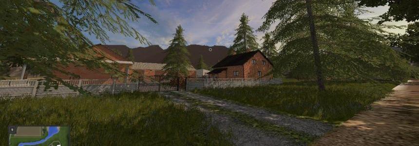 Swietokrzyskie valleys v1.0