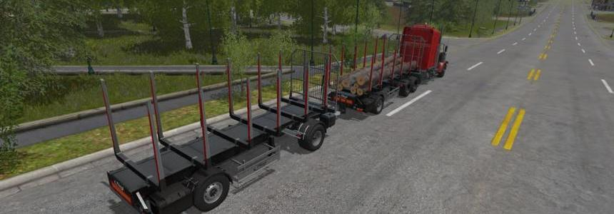 Timber Runner Short v1.0