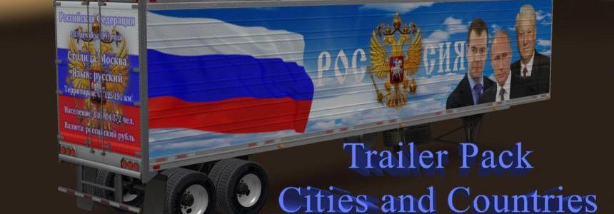 Trailer Pack Сities and Countries v1.0