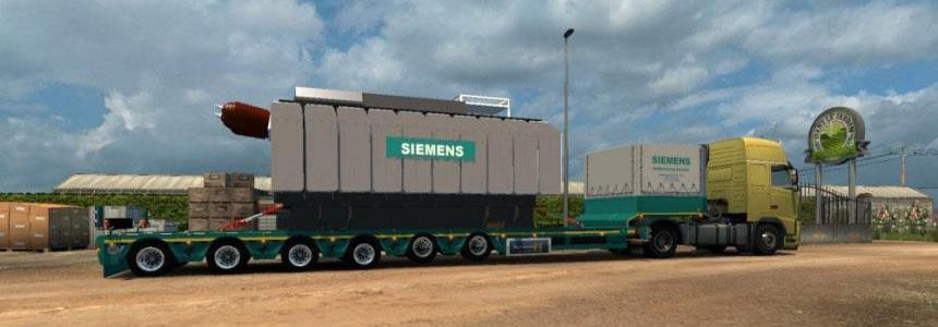 Trailer Trafo Siemens V1.26 (UPDATE) v1.0