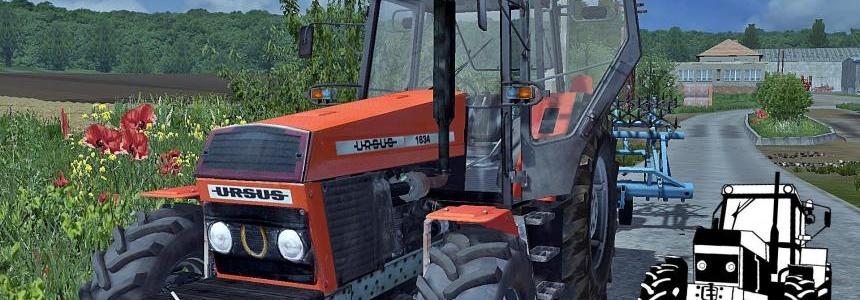 Ursus 1634 FS17 v1.0