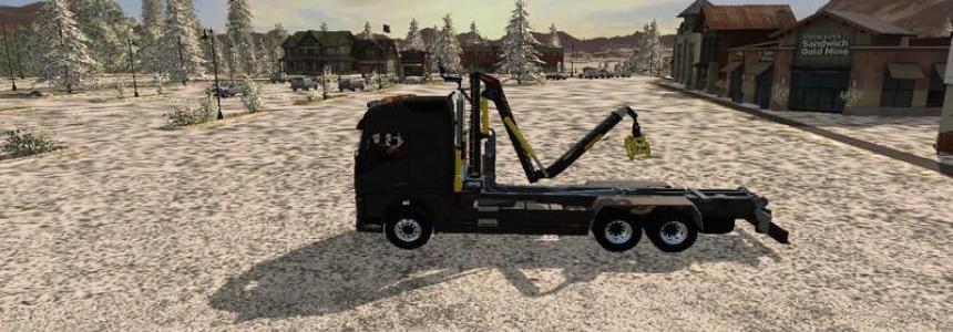 Volvo crane ITRuner v1.0
