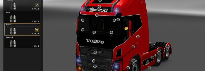 Volvo FH 2013 v21.16s (1.26) by Nikola