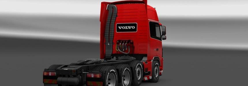 Volvo FH16 Classic Heavy Duty Addon v1.0 Stable