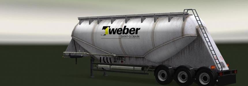 Weber Saint Gobain Trailer V1.0