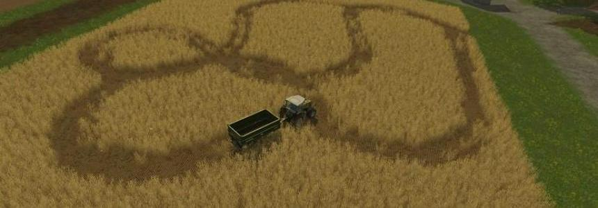 WheelLanes Farming simulator 2017 v1.0