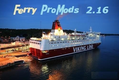 FERRY PROMODS V2.16