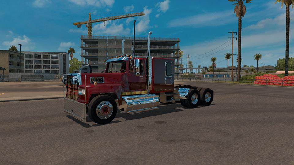 FORD LTL9000 v1.6 for ATS [1.6.X]