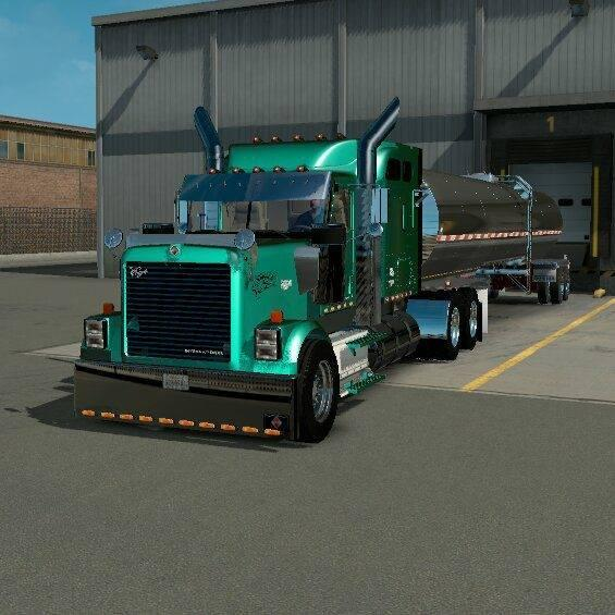 International 9300i for 1.6