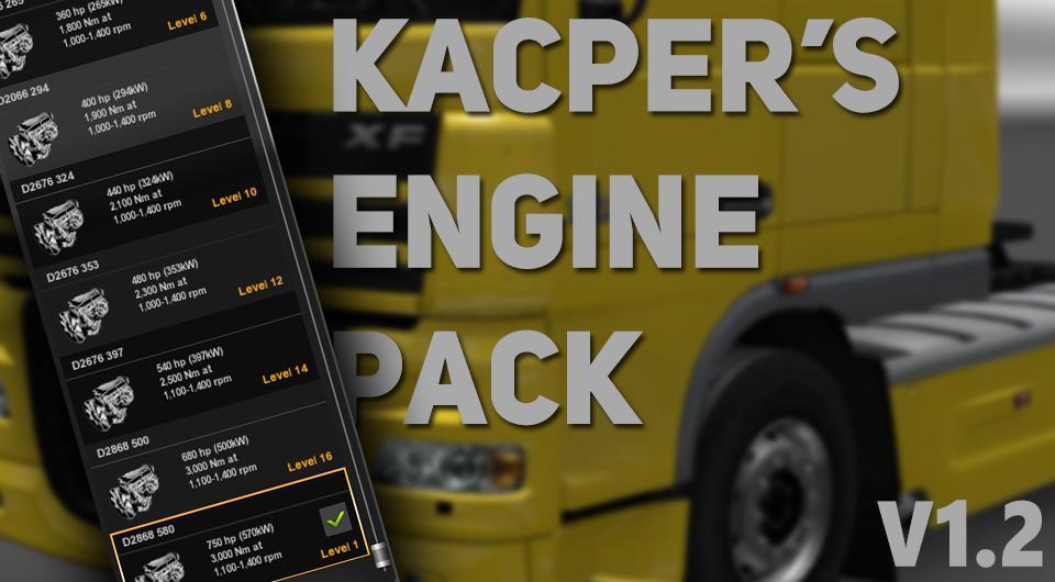 KACPERS ENGINE PACK V1.2