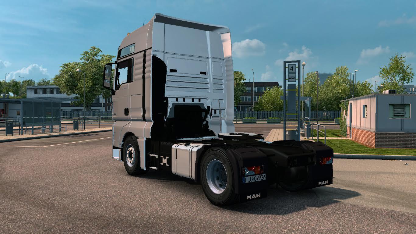 MAN TGX XXL EURO 6 V1.0