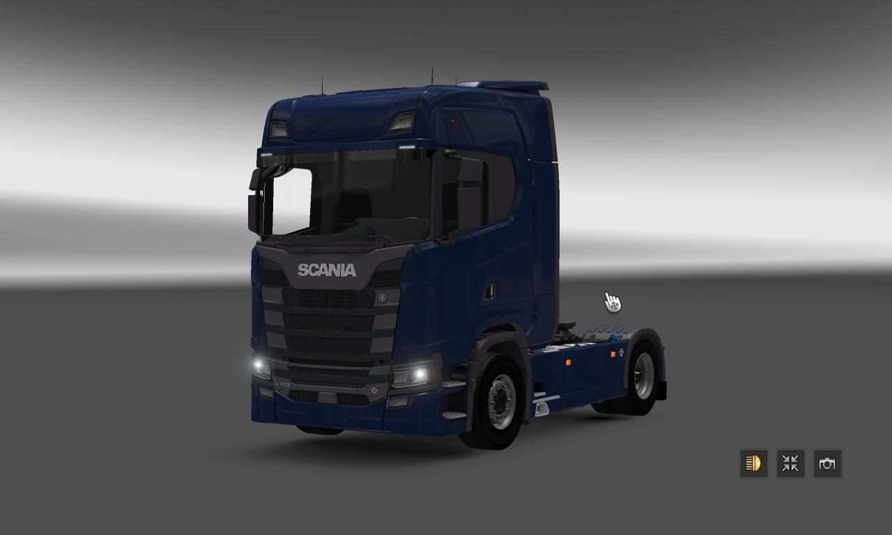 Scania S730 + Interior 1 27 X » ETS2 mods, SCS mods, Euro