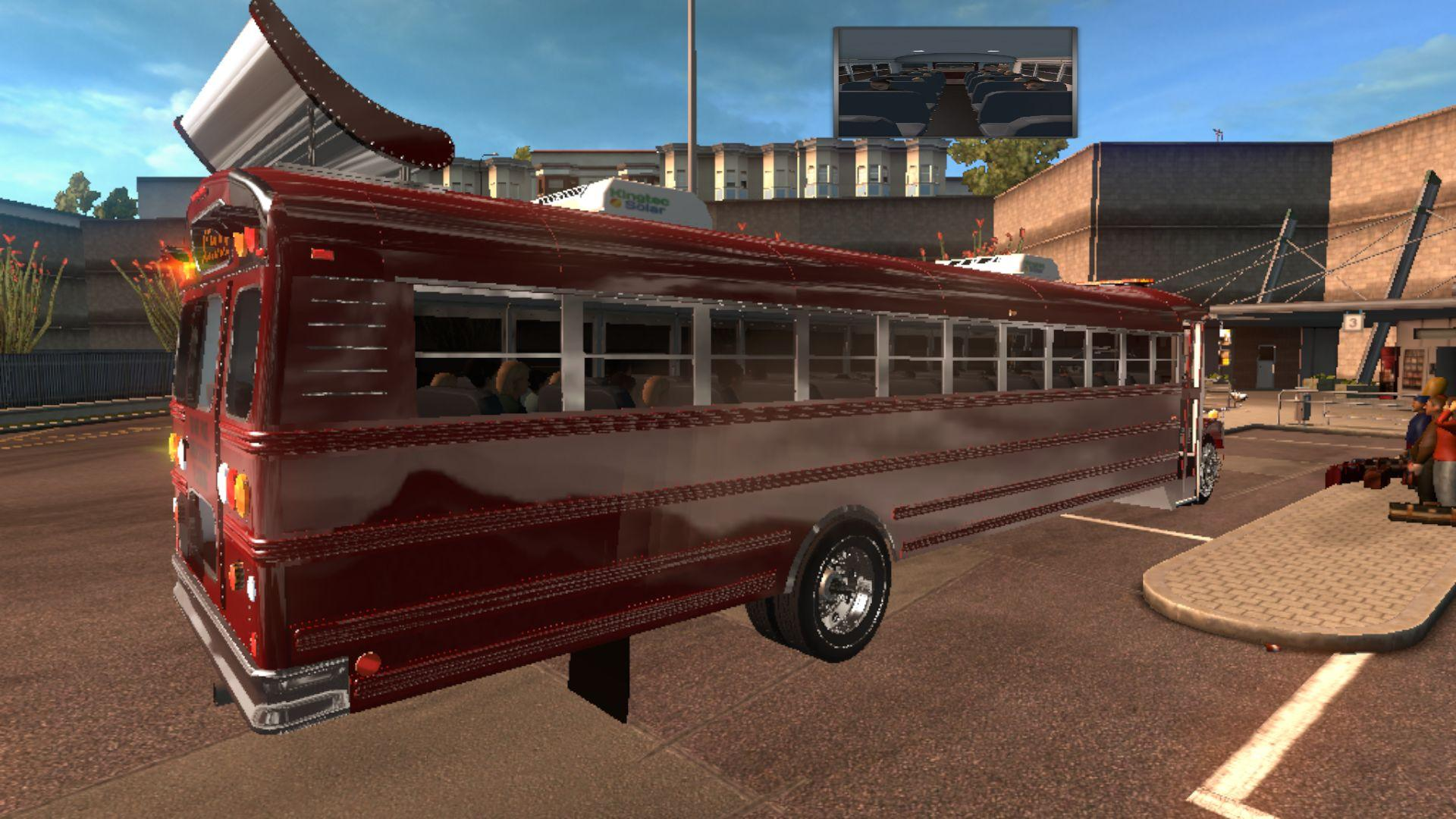SCHOOL BUS FREIGHTLINER F65 [1.6.X]