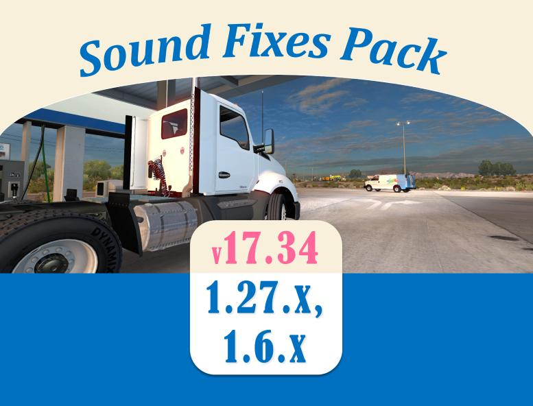 Sound Fixes Pack v 17.34