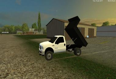 2005 Ford F-250 Single Cab Dump and Utility v1.0