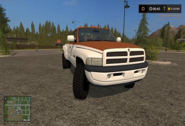 Dodge Ram work truck v1