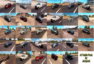 AI Traffic Pack by Jazzycat  v2.1