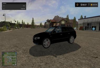 Audi A4 Black v1