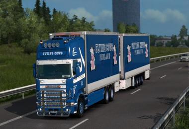 BDF Tandem Truck Pack v79
