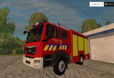 Belgian Fire department (Brasschaat) v1.0