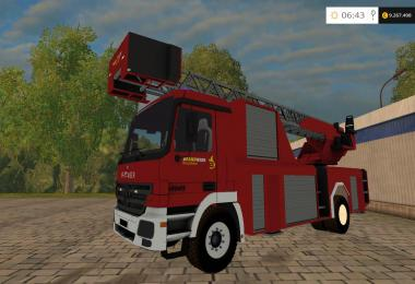Belgian Fire Tower ladder v1.0