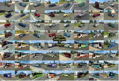 Brazilian Traffic Pack by Jazzycat v1.5