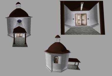 Chapel with church tax, light and sound v1.0