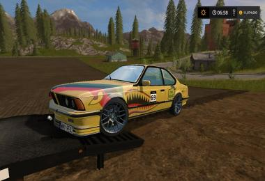 Converted BMW v1