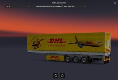 DHL Trailer 1.27