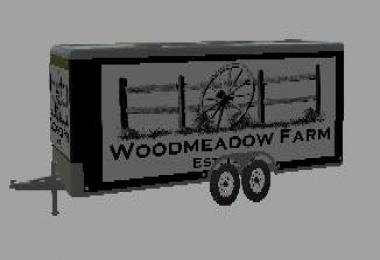 Enclosed trailer woodmeadow farm edit v1.0