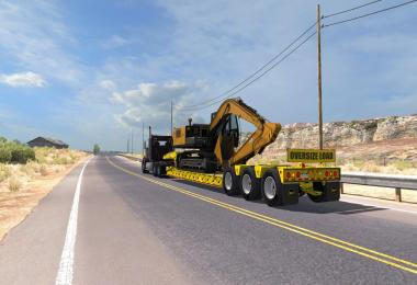 Etnyre Lowboy Black Hawk v1.0 for 1.6