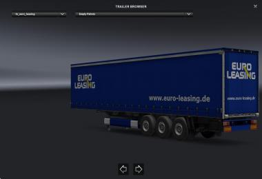 Euro Leasing Trailer V1.0