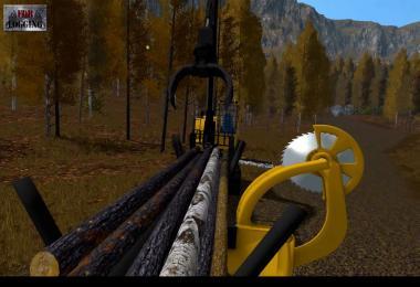 FDR Logging - Bucksaw Loader