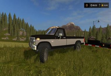 Ford F-250 XLT v1.0.1 Fix