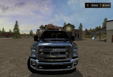 Ford F350 Work Truck v1.0