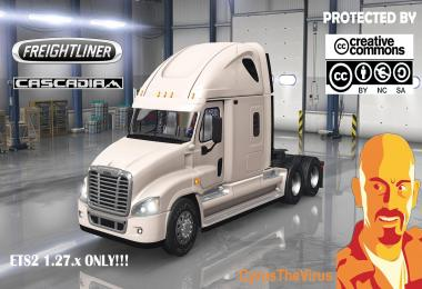 FREIGHTLINER CASCADIA 1.27.x