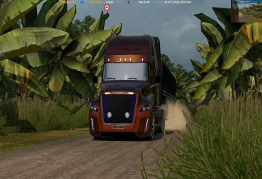 Freightliner Inspiration edit dmitry68 v0.9b