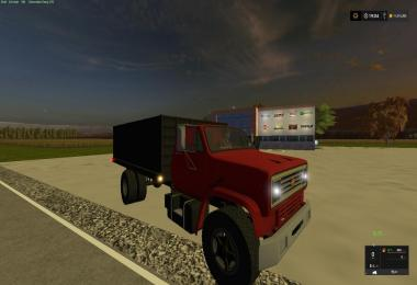 FS17 1977 Chevy C70 grain truck FIXED v1.2.1