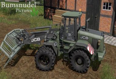 FS17 Jcb 435s Siloking v1.0