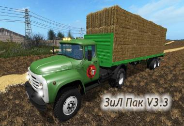 FS17 Zil Pack v3.3.0
