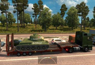 Historical Tank T-34-85 v1.0