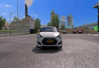 Hyundai Veloster v1.0