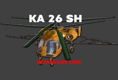 KA-26-SH Helicopter v1.0