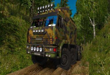 Kamaz 43-63-65 For RusMap v1