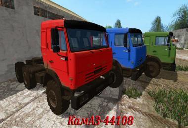 KamAZ 44108 v1.0