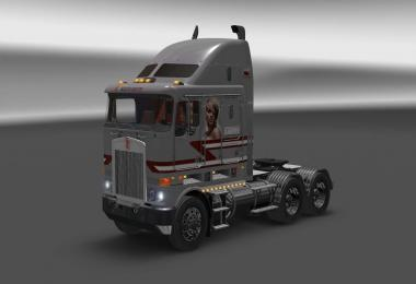 Kenworth K108 Scandifresh skin 1.27
